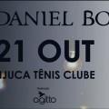 Daniel Boaventura no Tijuca Tênis Clube
